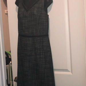 Ann Taylor vintage career dress